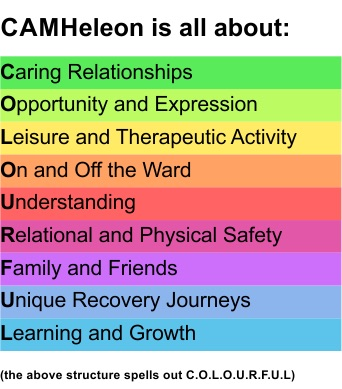 CAMHeleon is all about